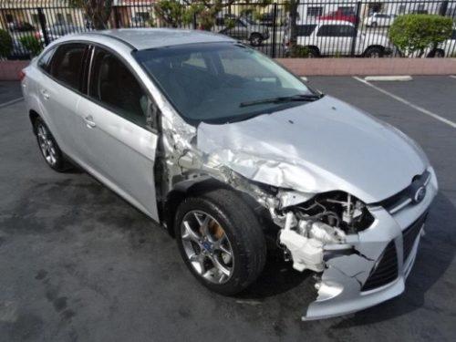 Ford Focus Transmission Problems