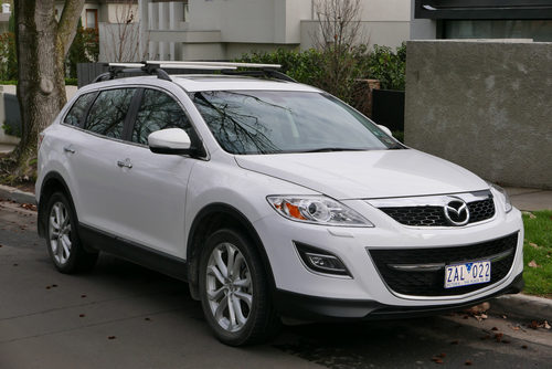 Mazda CX-9 Lemon Law